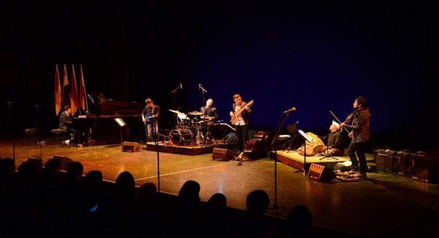 Indonesian Jazz Concert in The Hague full